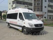 航天牌SJH5041XTX型通信车
