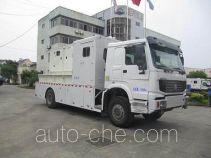 航天牌SJH5140XDY型电源车