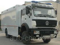 Hangtian SJH5146XCB ambulance logistics support truck