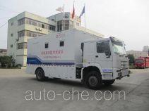 航天牌SJH5150XTX型通信车