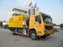 Hangtian SJH5150XZM rescue vehicle with lighting equipment