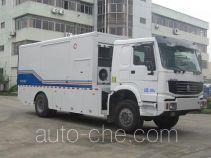 航天牌SJH5163XCB型物资储备车