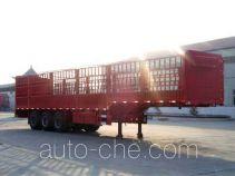 恒廉牌SJS9401CCYE型仓栅式运输半挂车