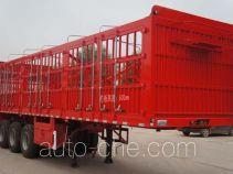 恒廉牌SJS9403CCY型仓栅式运输半挂车