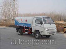 思嘉特牌SJT5043ZLJ型自卸式垃圾车