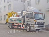 Starry pavement maintenance truck