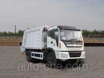 思嘉特牌SJT5161ZYS型压缩式垃圾车