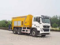 Starry SJT5255TFC-G5 slurry seal coating truck