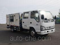 Sinopec SJ Petro SJX5050THP mixing plant truck