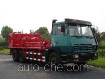 Sinopec SJ Petro SJX5160TJC12 well flushing truck