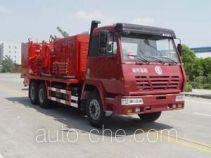 Sinopec SJ Petro SJX5195TSN12 cementing truck