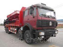 Sinopec SJ Petro SJX5220TYG fracturing manifold truck