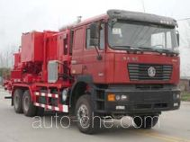 Sinopec SJ Petro SJX5231TSN cementing truck