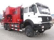 Sinopec SJ Petro SJX5235TSN cementing truck