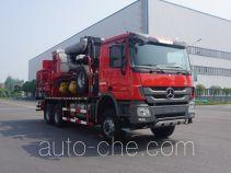 Sinopec SJ Petro SJX5241TYL70 fracturing truck