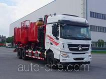 Sinopec SJ Petro SJX5250THP агрегат смесительный самоходный