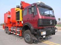 Sinopec SJ Petro SJX5250TSN cementing truck