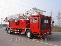 Sinopec SJ Petro SJX5251TXJ250 well-workover rig truck