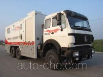 Sinopec SJ Petro SJX5251XJC inspection vehicle