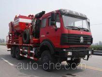 Sinopec SJ Petro SJX5253TGJ cementing truck