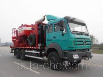 Sinopec SJ Petro SJX5255TGJ cementing truck