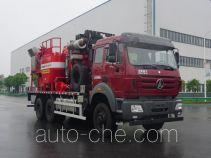 Sinopec SJ Petro SJX5256TGJ cementing truck