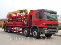 Sinopec SJ Petro SJX5271TYG fracturing manifold truck