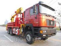 Sinopec SJ Petro SJX5280TLG230 coil tubing truck