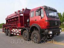 Sinopec SJ Petro SJX5280TYG fracturing manifold truck