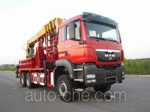 Sinopec SJ Petro SJX5281TLG230 coil tubing truck