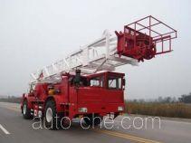 Sinopec SJ Petro SJX5281TXJ250 well-workover rig truck