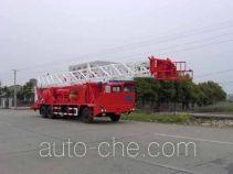 Sinopec SJ Petro SJX5282TXJ250 well-workover rig truck