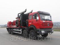 Sinopec SJ Petro SJX5282TYL105 fracturing truck