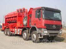 Sinopec SJ Petro SJX5290TYG fracturing manifold truck