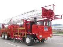 Sinopec SJ Petro SJX5291TXJ250 well-workover rig truck