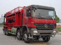 Sinopec SJ Petro SJX5291TYG fracturing manifold truck