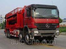 Sinopec SJ Petro SJX5292TYG fracturing manifold truck