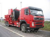 Sinopec SJ Petro SJX5300TSN cementing truck