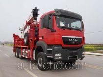 Sinopec SJ Petro SJX5310TLG290 coil tubing truck