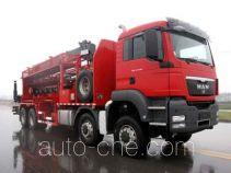 Sinopec SJ Petro SJX5311TYG fracturing manifold truck