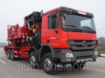 Sinopec SJ Petro SJX5312THS sand blender truck