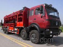 Sinopec SJ Petro SJX5313TYG fracturing manifold truck
