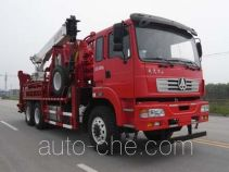 Sinopec SJ Petro SJX5320TLG coil tubing truck