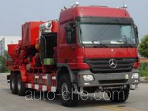 Sinopec SJ Petro SJX5321TSN cementing truck
