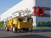 Sinopec SJ Petro SJX5321TXJ350 агрегат подъемный капитального ремонта скважины (АПРС)