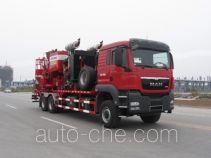 Sinopec SJ Petro SJX5331TGJ cementing truck