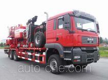 Sinopec SJ Petro SJX5340TGJ cementing truck
