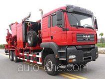 Sinopec SJ Petro SJX5341TSN cementing truck