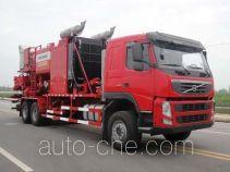 Sinopec SJ Petro SJX5342TSN cementing truck