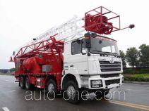 Sinopec SJ Petro SJX5350TXJ250 well-workover rig truck